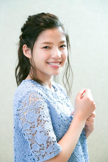 爽やかな笑顔が可愛らしい石井杏奈さん♪
