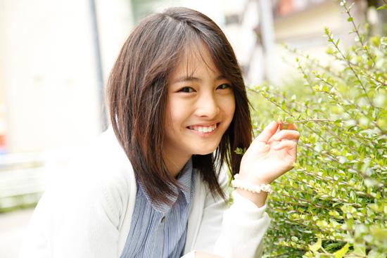 笑顔の大友花恋