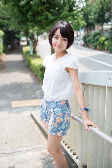 葵わかな|INTERVIEW|プラス ア...